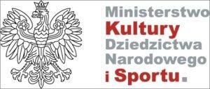 Dofinansowano ze środków Ministra Kultury, Dziedzictwa Narodowego i Sportu pochodzących z Funduszu Promocji Kultury, uzyskanych z dopłat ustanowionych w grach objętych monopolem państwa, zgodnie z art. 80 ust. 1 ustawy z dnia 19 listopada 2009 r. o grach hazardowych